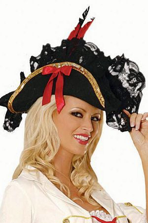 Sexy Pirate - Hat to Match