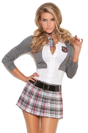 Detention Schoolgirl Costume