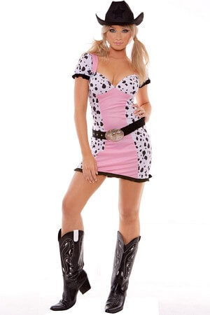 Rodeo Roxie Costume