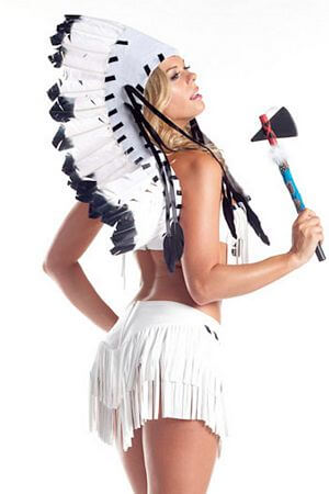 Chief Indian Princess Costume