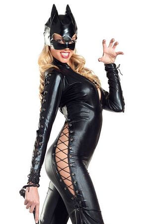 Naughty or Nice 3 Pc. Catwoman