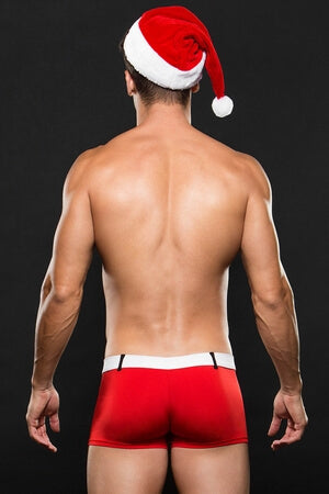 Men's Two Piece Santa Set