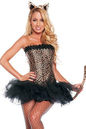 Lovely Leopard Costume