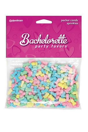 Bachelorette Party Pecker Sprinkles