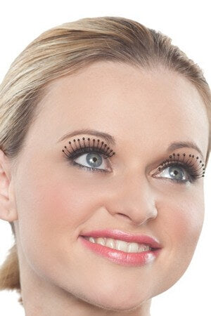 Ball Eyelashes