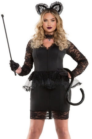 Queen Ms. Meow Costume