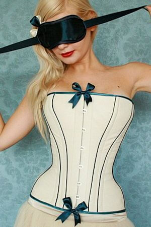Margot Cream Corset
