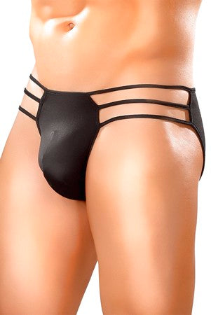 Men's Side Cage Brief
