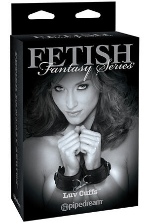 Fetish Fantasy Luv Cuffs