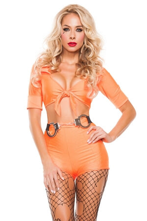 Jailbait Hottie Costume