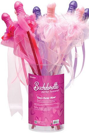 12 Pk Bachelorette Party Pecker Wands