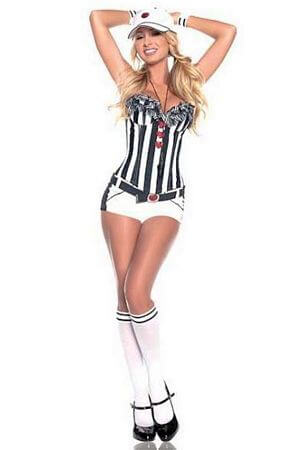 Love A Lot Referee Costume