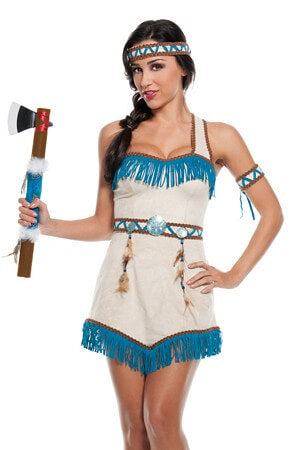 Native Babe Costume