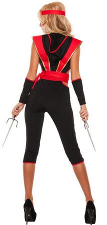 Covert Ninja Costume