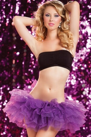 Purple Party Tutu