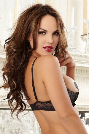 Sexy Bras Lace Push Up Open Cup Amp Underwire Bras