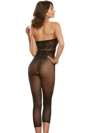 Sheer Two-Way Bodystocking