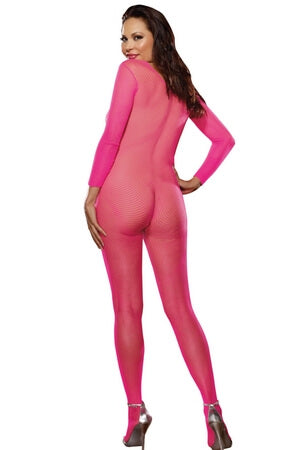Sleeve Net Diva Bodystocking