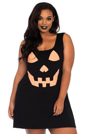 Queen Pumpkin Dress