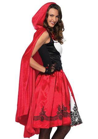 Classic Red Riding Hood