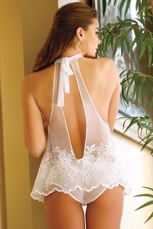 Pretty Porcelain Cami Set