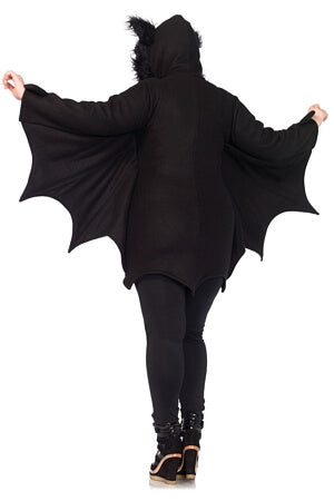Queen Cozy Bat Costume
