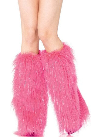 Lurex Leg Warmers