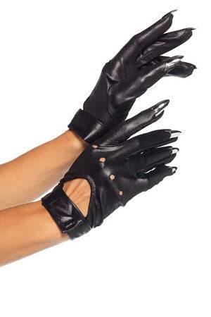 Clawed Motorcycle Gloves