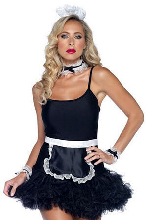 French Maid Kit