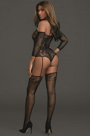 Teasing Teddy Bodystocking