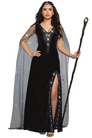 The Sorceress Costume