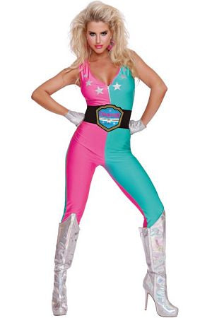 Wrestling Champ Costume