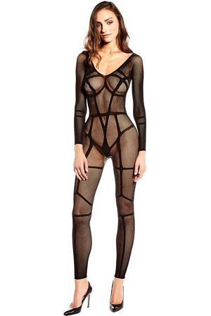 No Restrictions Bodystocking