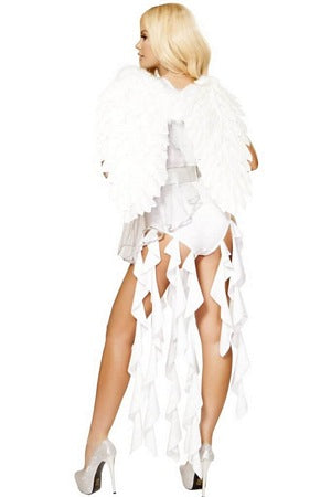 2 Pc Angel Goddess Costume