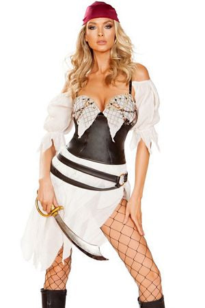 Pirate Thief Costume Lingeriediva