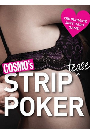Strip Tease Poker Card Game