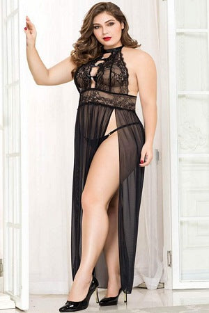 53c7a5416a81 Sexy Plus Size Lingerie Nightgowns and Robes – LingerieDiva