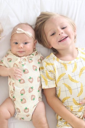 Baby Sleeping Clothes for Summer - babysoy