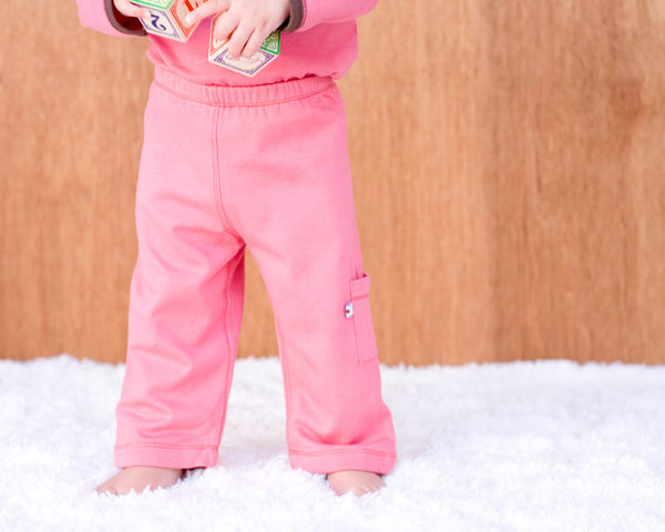 babysoy comfy cozy two layer pants