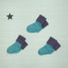 Babysoy Signature Stay on Socks- Set of 3
