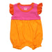 Color Block Princess Romper