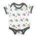 Pattern Elephant Bodysuit