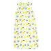 babysoy pattern print sleeveless sleep sacks