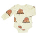 Jane Goodall Animal Pattern Bodysuit