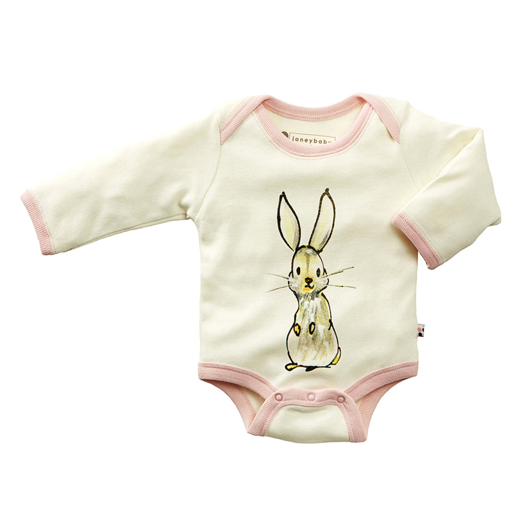 Babysoy x Jane Goodall - Rabbit Collection