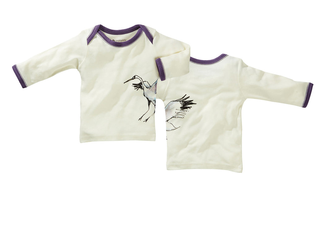 Babysoy x Jane Goodall - Crane Collection