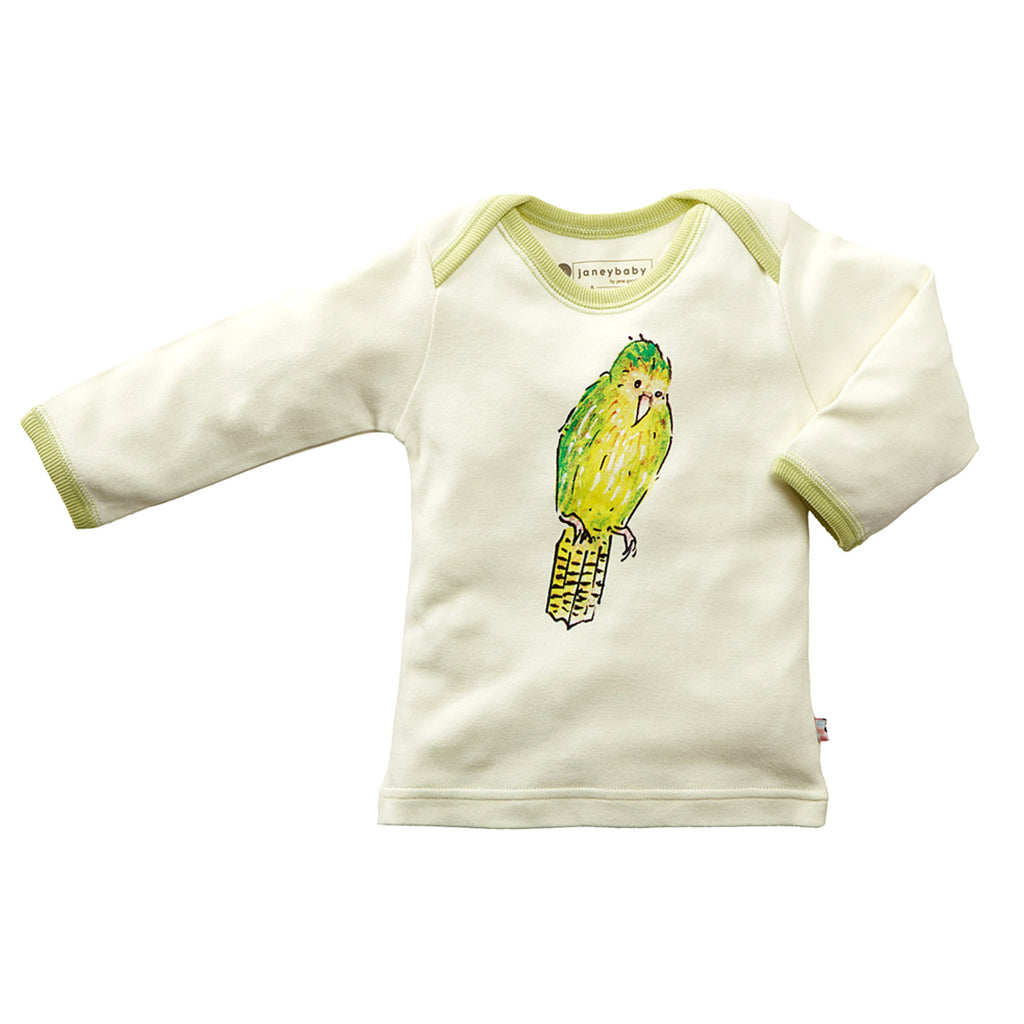 Babysoy x Jane Goodall - Kakapo Collection