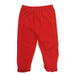 Modern Solid Colored Footie Pants