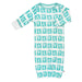 Alphabet Gown/Sleep Sacks