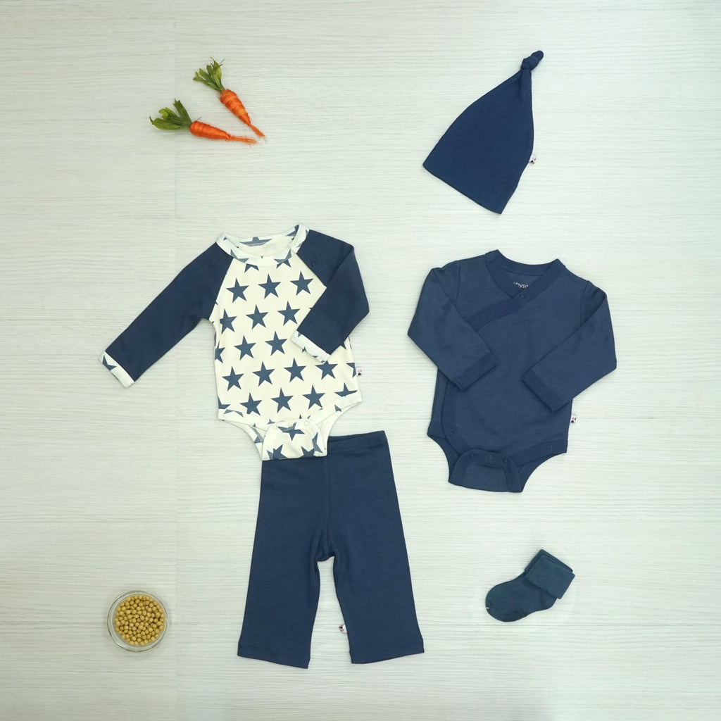 Babysoy Modern Bodysuit Outfit Gift Sets